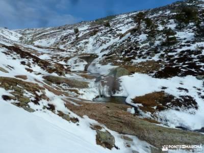 Picos Urbión-Laguna Negra Soria;ruta rio borosa espiguete arawak senderismo valderejo rioja alta